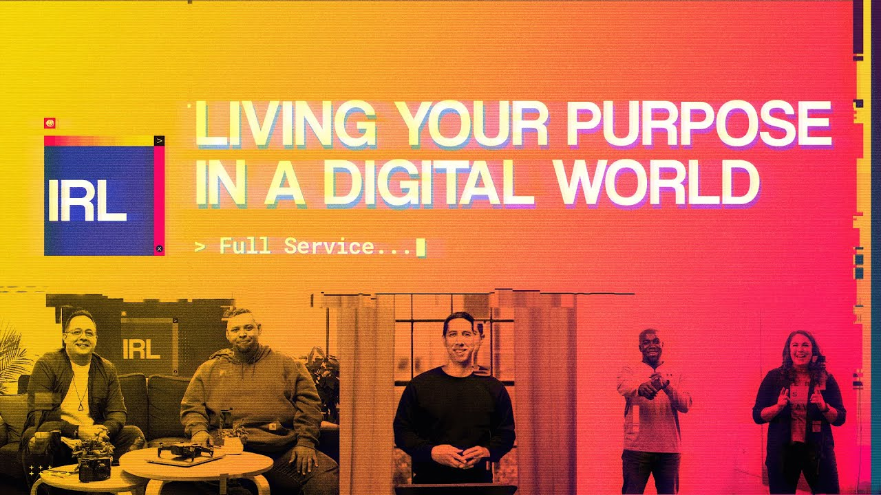 Living Your Purpose in a Digital World
