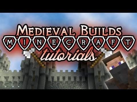 Minecraft House on Minecraft Medieval Village  House Tutorial  Minecraft Project