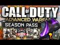 """Advanced Warfare: Season Pass! El Súper Camuflaje """"ROYALTY"""" y MUCHO MÁS! COD AW INFO"""