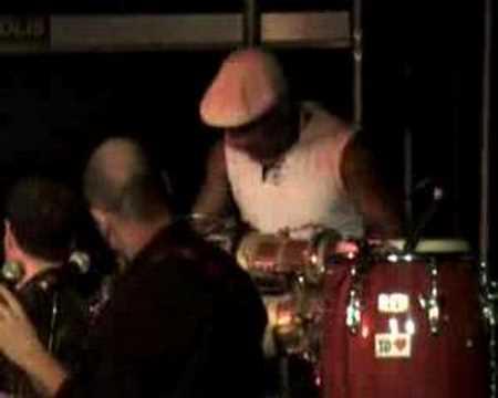 Orchestra di Via Padova Live Percussion Concie~