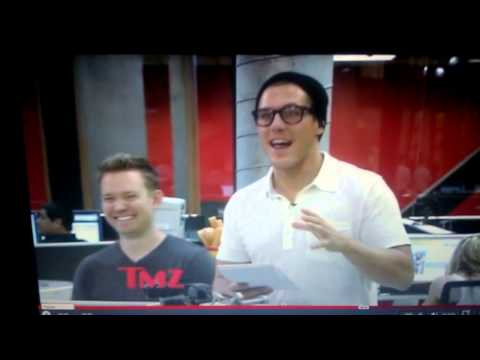 Ashy Larry (Donnell Rawlings) on TMZ 6/17/13