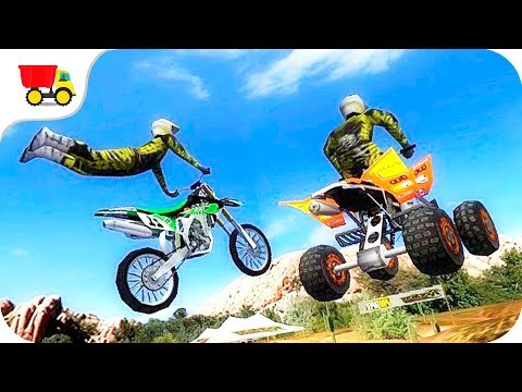 Bike Racing Games – 2XL MX Offroad – Gameplay Android & iOS free games