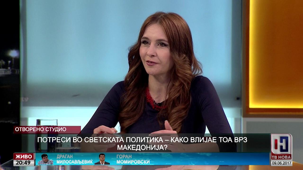 Потреси во светската политика – Како влијае тоа врз Македонија?