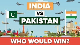 Who has a more powerful military? Who's army is stronger? Let's take a look in this episode of The Infographics Show: India vs Pakistan ⭐SUBSCRIBE: ...