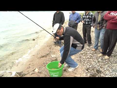 рыбалка каша салапина