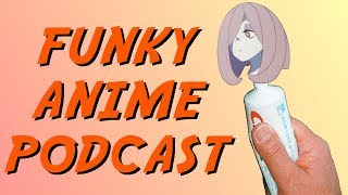Funky Anime Podcast #10 - Little Witch Academia (2013) and The Enchanted Parade (2015)