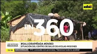 #En360 Salud Rapiñada