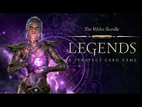 The Elder Scrolls: Legends Trailer E3 2018