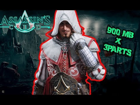 How to download Assassin's creed 1 Game for PC   in Parts   Highly Compressed