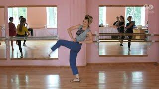 Бродвей у Хмельницькому: воркшоп із джазових танців