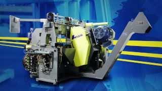 AMSAW R300 Rail Saw & Drill 1
