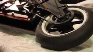Pulizia Cinghie RC Bike