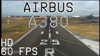 Video Airbus A380 - Approach and Landing in Frankfurt - Capt. Raps' Final Landing (ENG sub) MP3, 3GP, MP4, WEBM, AVI, FLV November 2018