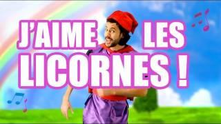 J'aime les licornes (featuring Orelsan) - YouTube