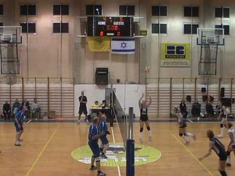 נבחרת ישראל בכדור עף נשים מבקרת בערבה