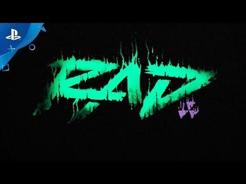 Rad - Announce Trailer | PS4 - Thời lượng: 2 phút, 12 giây.