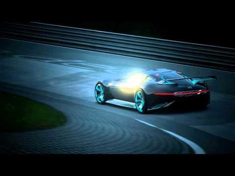 Mercedes-Benz AMG Vision Gran Turismo!