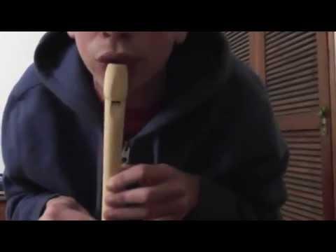 小學音樂課時你在幹嘛?!這男子竟能把直笛吹到這種境界!神吹阿~