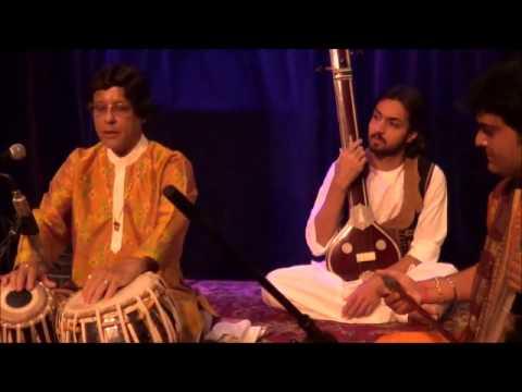 tabla gharana - Sarangi: Pankaj Mishra Tanpura: Qais Essar www.phoenixgharana.org.