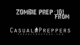Zombie Training:101