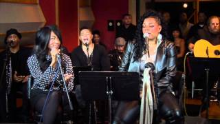 Syleena Johnson & Tweet - Angry Girl (Live Acoustic Version)