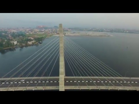 Lekki Ikoyi Link Bridge - 20 Dec 15