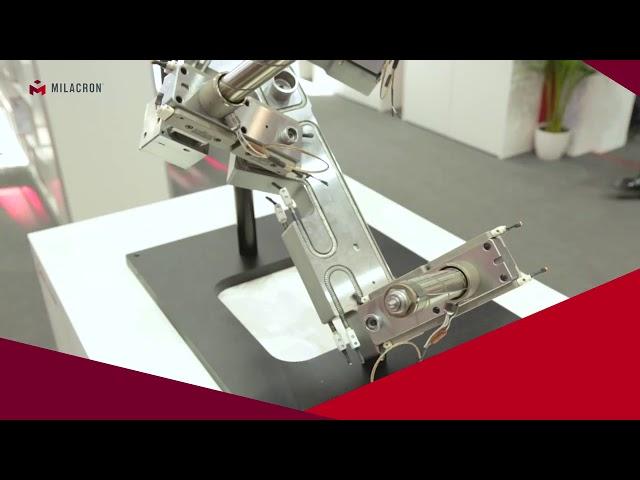 Milacron, Fakuma 2017`de Ürünlerini Sergiledi