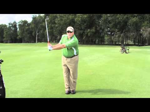 Golf Drill Video: How To Stop Topping the Ball – L to L Drill
