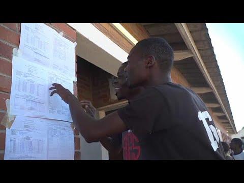 Simbabwe: Gespanntes Warten auf offizielle Wahlerge ...