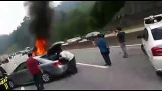 Karak Malaysia  city photos : Superbike Fatal Crash (2 dead) at Karak, Malaysia on Oct-2014