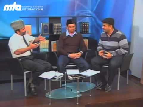 Das Leben des Heiligen Propheten Muhammad (saw) Teil 6