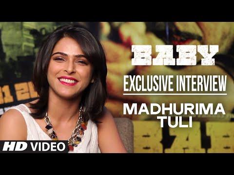 Madhurima Tuli Interview | Baby - Releasing 23rd J