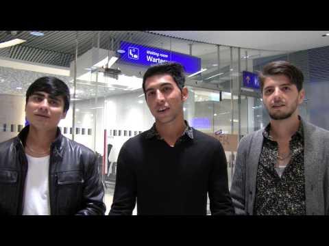 RK und HIOG bereiten sich vor – Interview mit Migranten / AT Salzburg