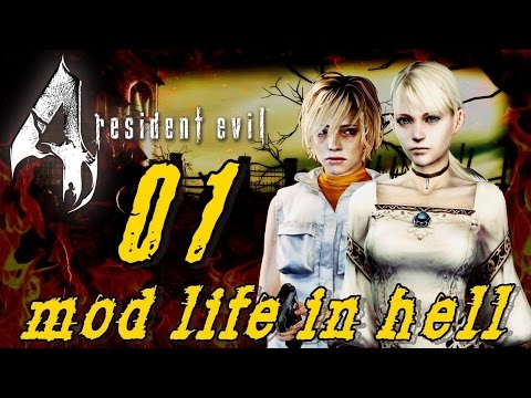 Resident Evil 4 Life In Hell [1] Let's play delícia de Fiona