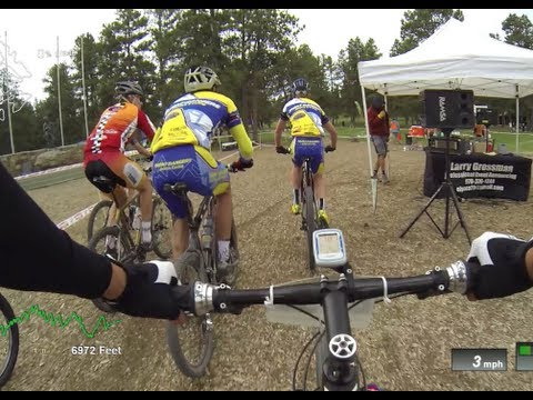 PV Cycle Derby XC MTB Race – Elbert Colorado – Telemetry – Epic Marathon 29 – 2013 (Shorter Vid)