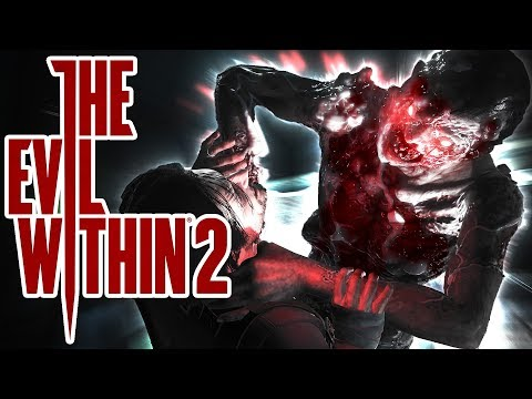 BACK INTO THE MADNESS | The Evil Within 2 - Part 1 (видео)