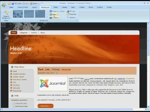 Create Wordpress Themes Easy   Wordpress Theme Maker Software
