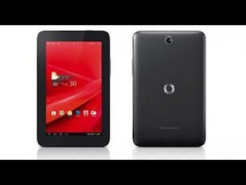 Vodafone Smart Tab 2 Unboxing & First Look