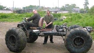 Video INSANE HOMEMADE Off Road Vehicle Inventions MP3, 3GP, MP4, WEBM, AVI, FLV Februari 2019