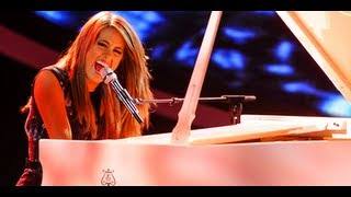 """Angie Miller """"Who You Are"""" (Top 4) - American Idol 2013"""