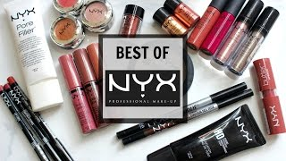 BEST OF NYX COSMETICS by Danna Ann