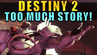 Discussing some new Destiny 2 News about Story, and the ways it has improved over Destiny!The Story was arguably Destiny's buggiest shortcoming, and therefore it's something Destiny 2 has to really nail in order to move the franchise forward. This video will discuss how Bungie plans to do that!Source: https://www.youtube.com/watch?v=hmH5jv12DjI--- Official Merch: https://shop.bbtv.com/collections/kackishd--- My Twitter: https://twitter.com/RickKackis--- My Twitch Channel: http://www.twitch.tv/kackishd/profile