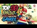 TOP 10 NINTENDO SWITCH Best GAMES 2017