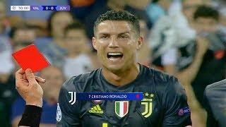 Video Cristiano Ronaldo ● All Red Cards in His Career - MP3, 3GP, MP4, WEBM, AVI, FLV Oktober 2018