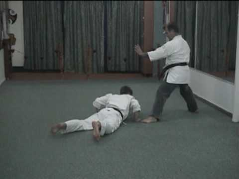 Okinawa Karate Techniques for Self Defence by Kapsalis Apostolos.mpg
