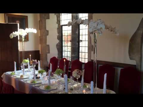 A stunning event at Amberley Castle