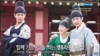 Jinyoungs Cut In 150 Days Of Travelling In The Moonlight Eng Sub