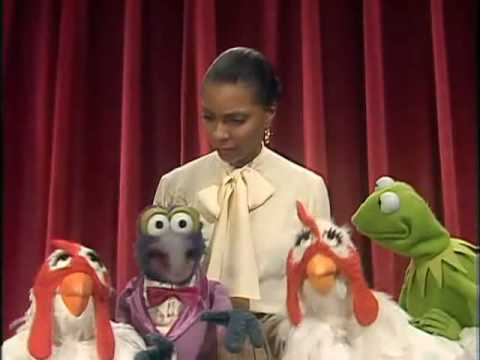 The Muppet Show - Leslie Uggams & Big Bird