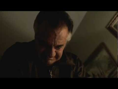 Paulie Kills His Mother's Friend Minn - The Sopranos HD