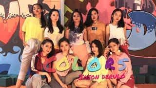 Video Jason Derulo - Colors Choreography MP3, 3GP, MP4, WEBM, AVI, FLV Juni 2018